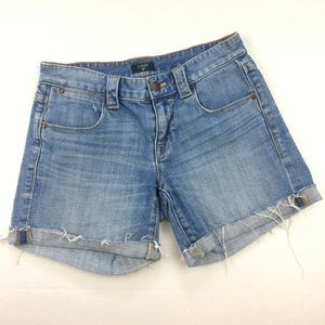J. Crew Factory Jean Shorts